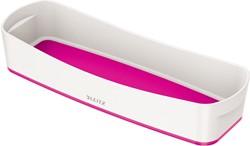 Leitz MyBox sorteertray large, roze