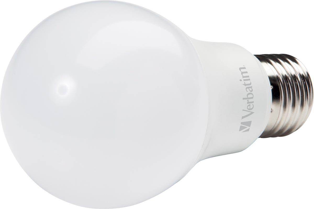 Verbatim LED lamp, fitting E27, 8,8 W, 2700 K