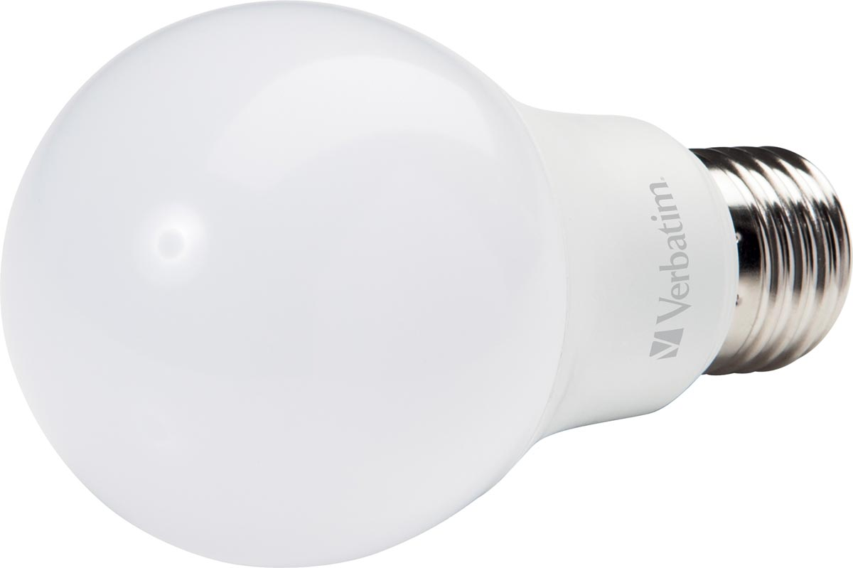 Verbatim LED lamp, fitting E27, 8,8 W, 4000 K