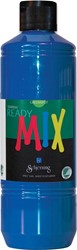 Schjerning plakkaatverf Ready Mix 500ml Blauw