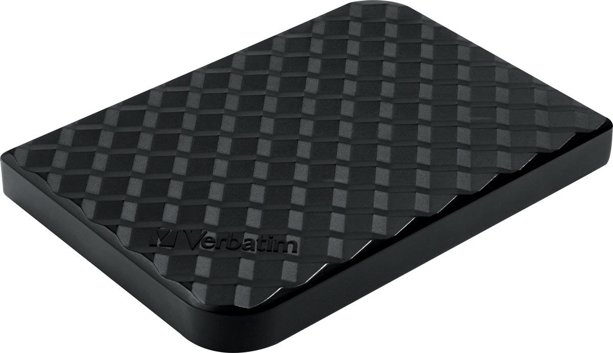 Verbatim harde schijf 3.0 Store 'n' Go, 1 TB, zwart