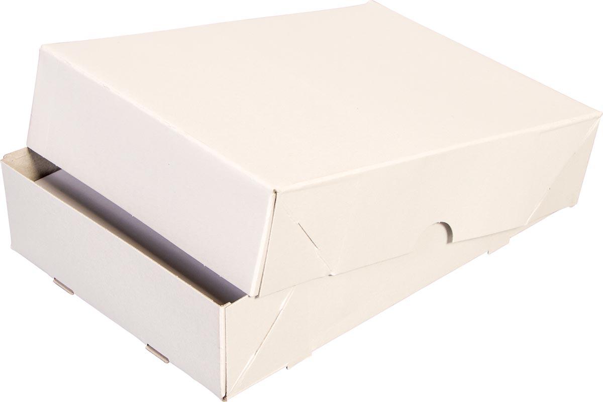 Cleverpack opbergdoos A5, ft 218 x 155 x 55 mm, pak van 10 stuks