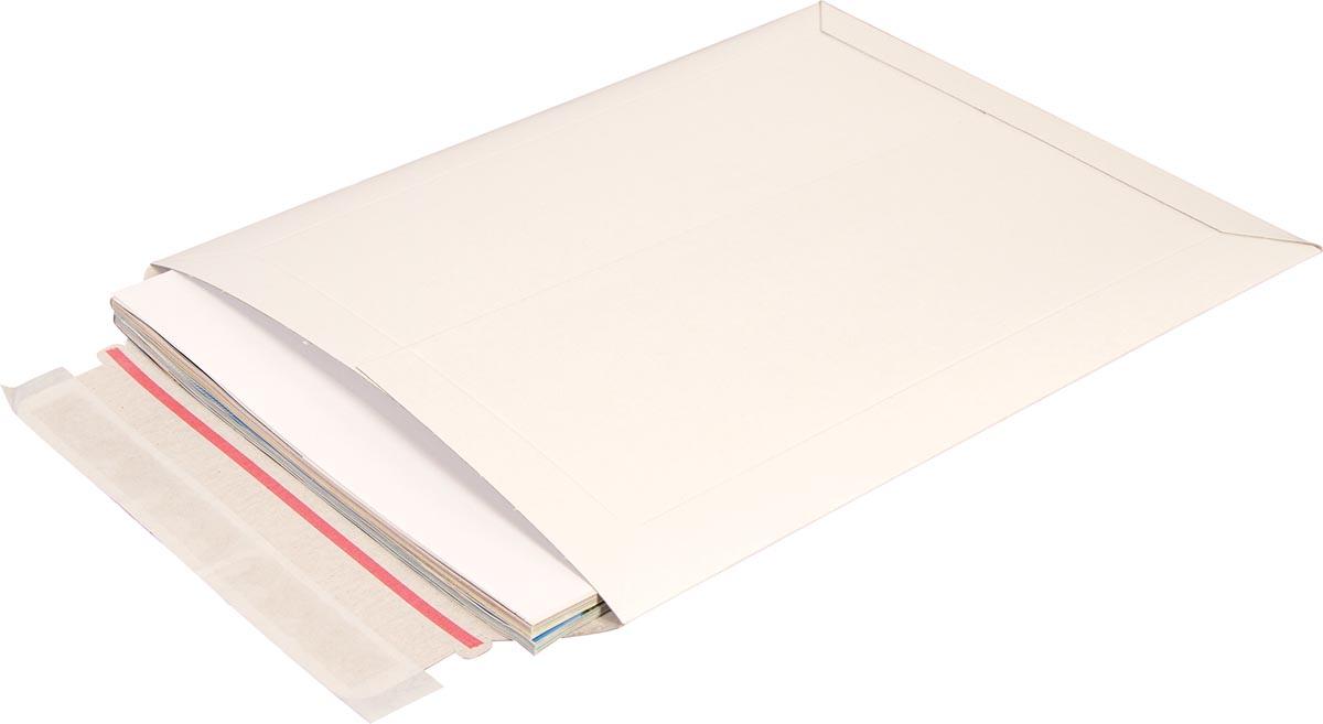 Cleverpack verzendenvelop A4, ft 240 x 315 mm , pak van 5 stuks