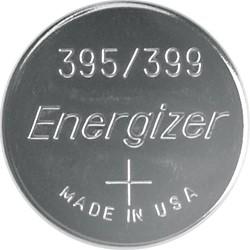 Energizer knoopcel 395/399, op mini-blister
