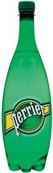 Perrier bruiswater, fles van 1 liter, pak van 6 stuks