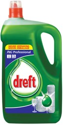 Dreft handafwasmiddel classic, flacon van 5 liter