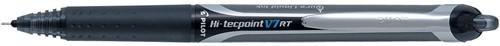 Pilot Roller Hi-Tecpoint V5 en V7 Retractable V7, schrijfbreedte 0,35 mm, zwart