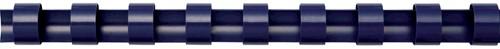 Fellowes bindruggen, pak van 100 stuks, 16 mm, blauw