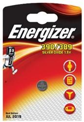 Energizer knoopcel 390/389, op blister