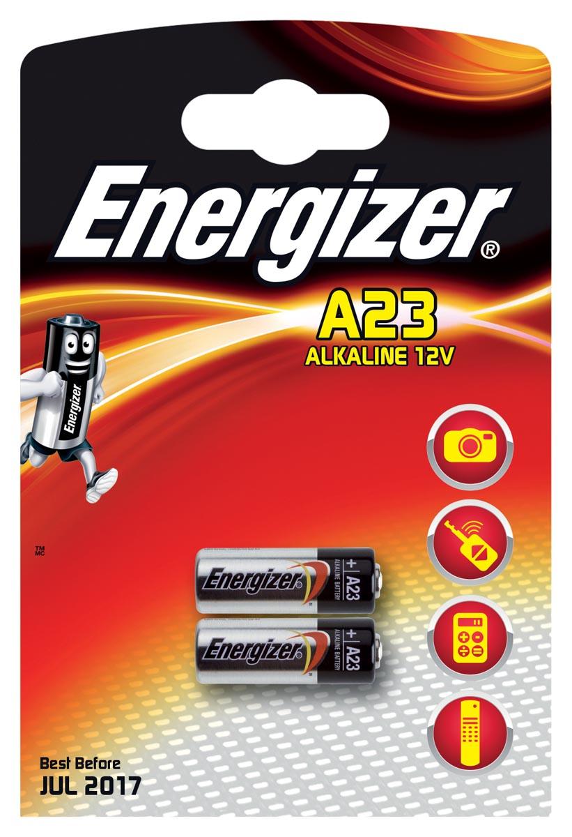 Energizer Batterij Energizer A23-pak 2 (629564)