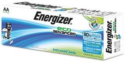 Energizer batterijen Eco Advanced AA, pak van 20 stuks
