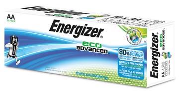 ENERGIZER Batterijen AA 20