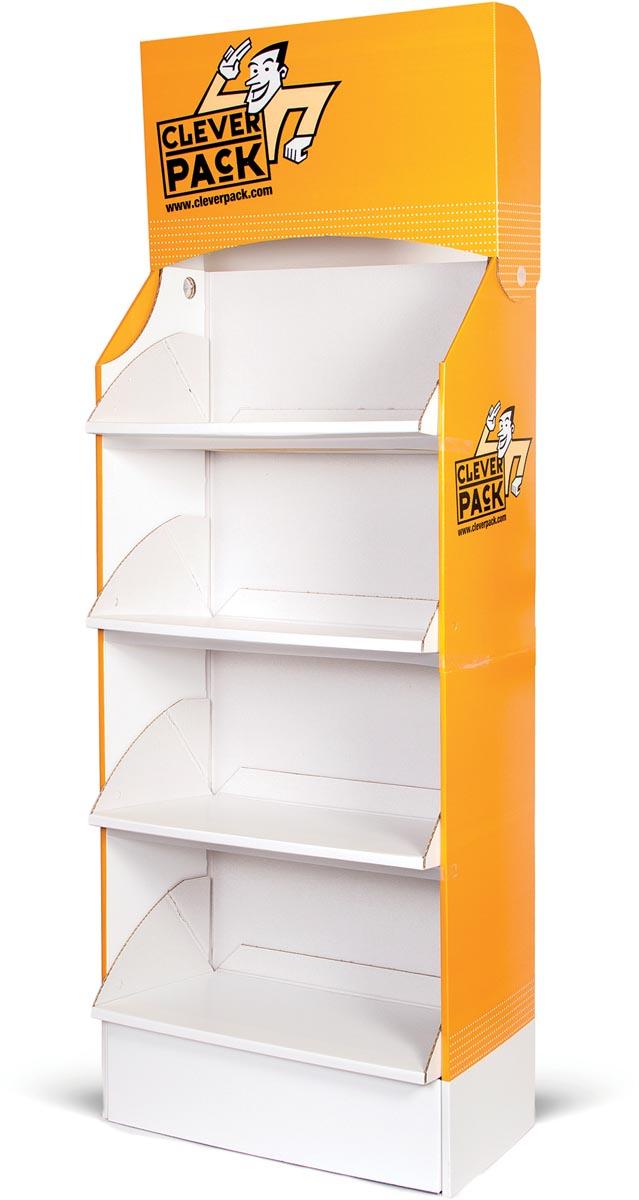 Cleverpack display verpakkingsmaterialen