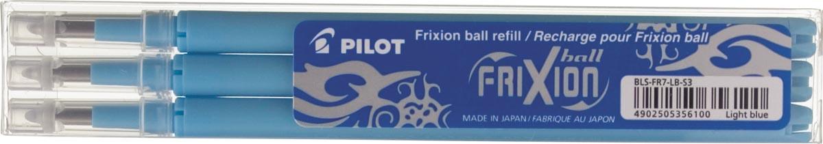 Pilot Vullingen voor Frixion Ball en Frixion Click turkoois