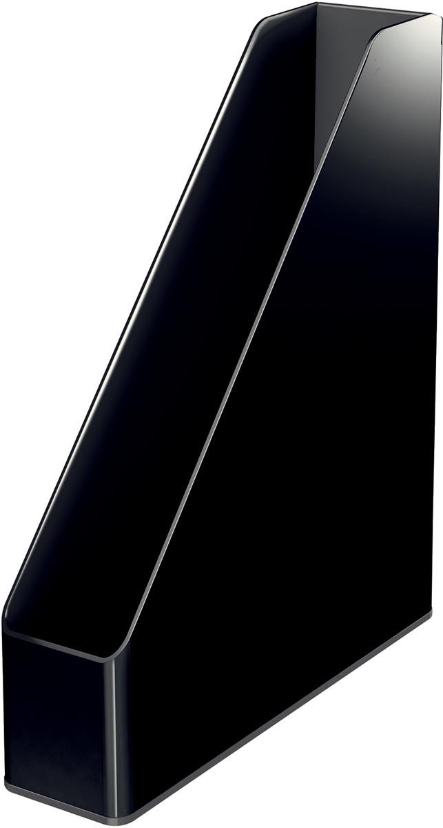 Leitz Dual Black tijdschriftenhouder zwart