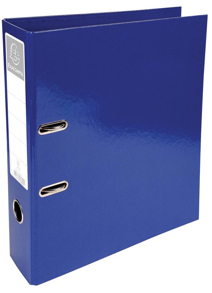 Exacompta Iderama ordner, ft A4, rug van 7 cm, donkerblauw