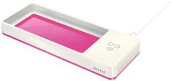 Leitz WOW desk organiser roze