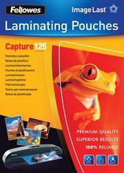 Fellowes lamineerhoes Capture ft 60 x 90 mm, 250 micron (2 x 125 micron), pak van 100 stuks