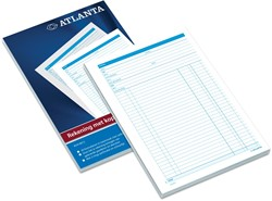 Atlanta by Jalema rekeningblokken ft A5, zelfkopiërend