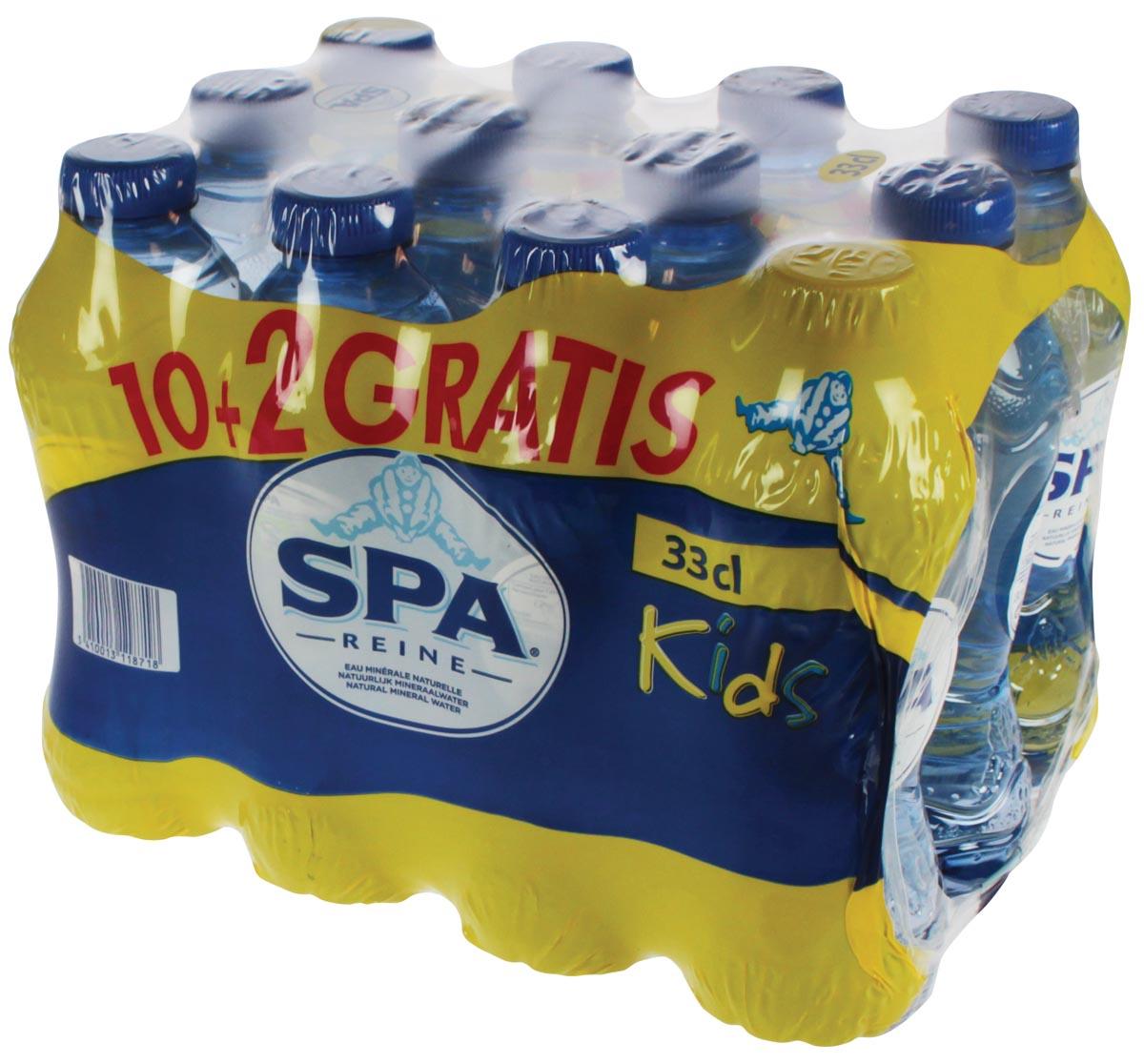 Spa Reine water, fles van 33 cl, pak van 24 stuks-2