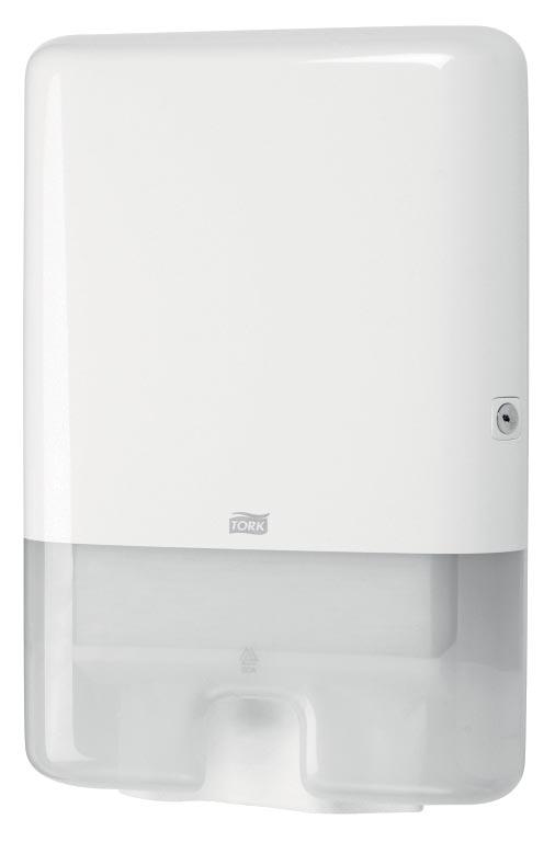Tork handdoekdispenser Xpress, systeem H2
