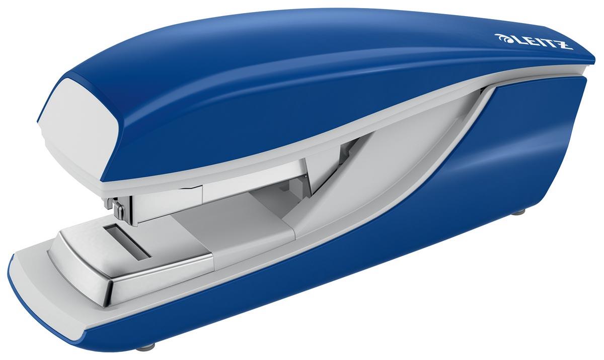 Leitz nietmachine Flat Clinch 5523 blauw