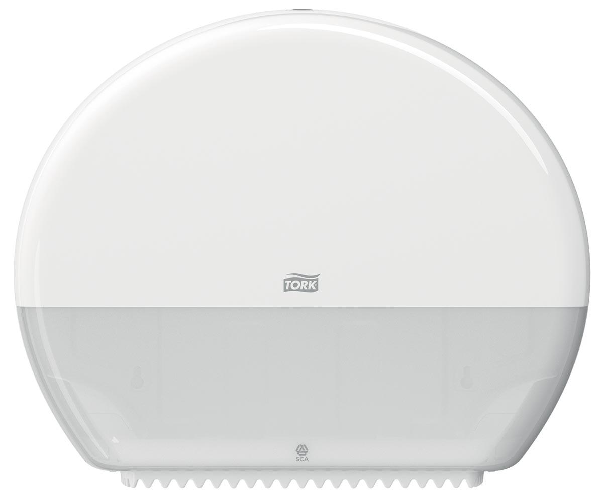 Tork toiletpapierdispenser Jumbo, uit kunststof, systeem T1