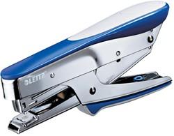 Leitz niettang, bovenlaadmodel, blauw metallic