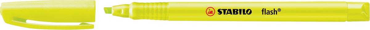 STABILO flash markeerstift, geel