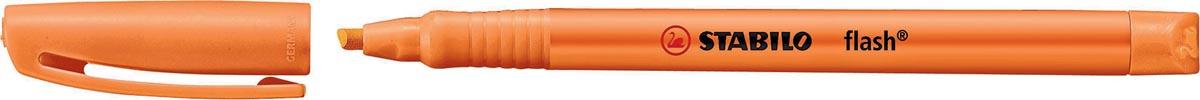 STABILO flash markeerstift, oranje
