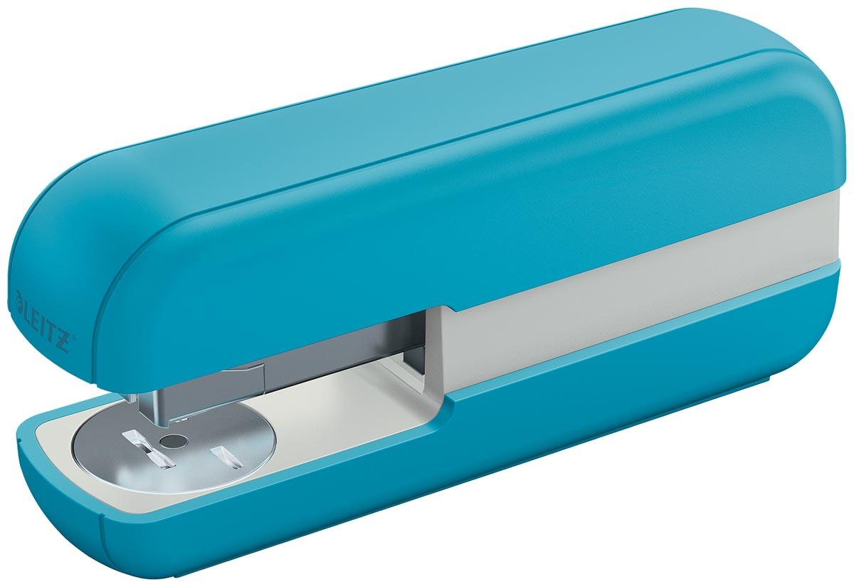 Leitz Cosy nietmachine, blauw