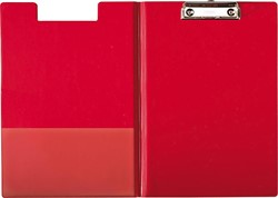 Esselte Klemplaat met omslag Voor ft A4, uit PP, Ft 25 x 35 cm, metalen klem, extra insteekhoes aan bi...