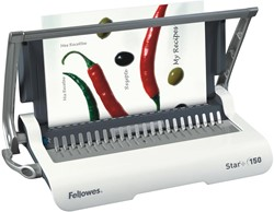 Fellowes manuele inbindmachine Star +150