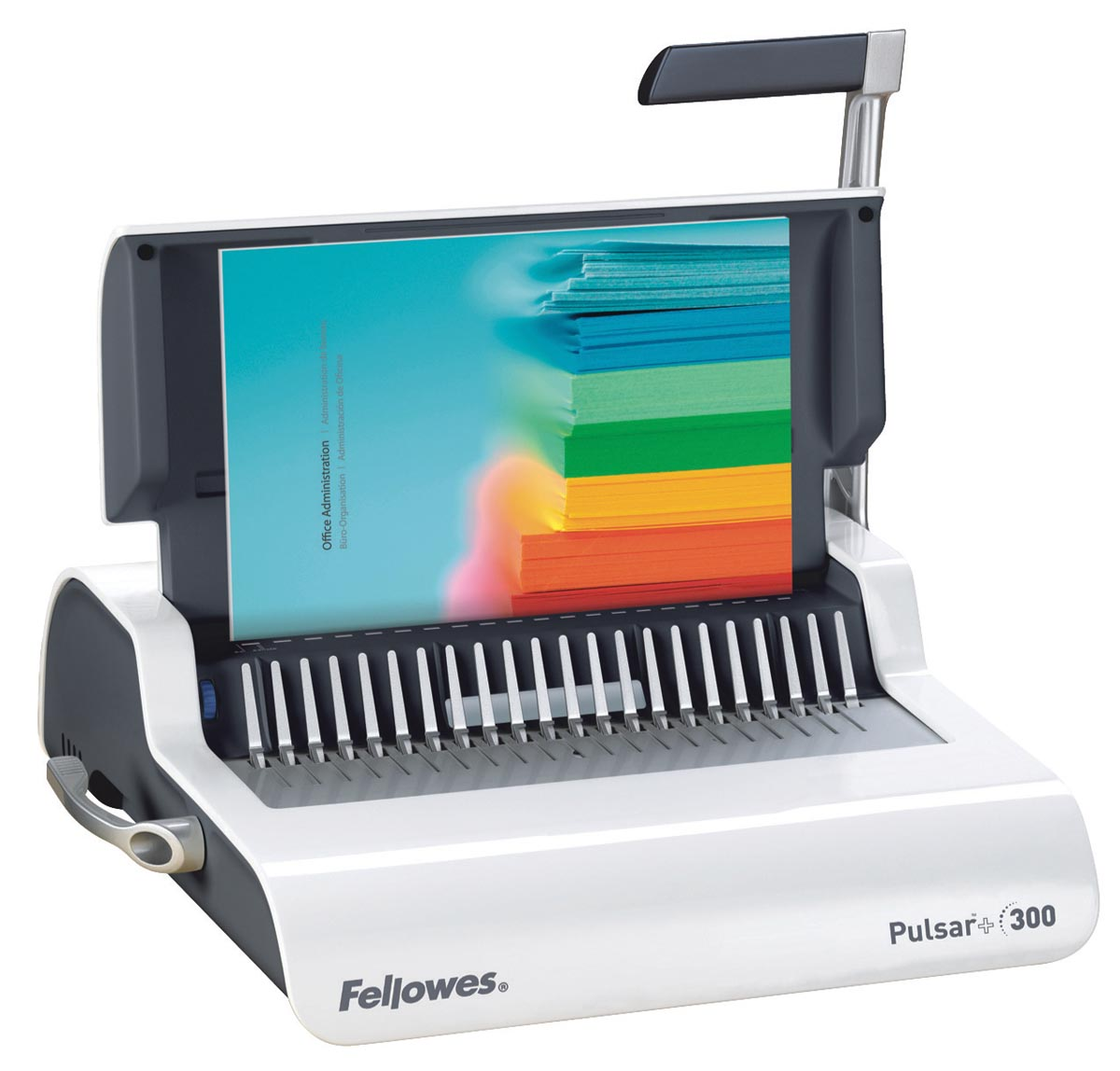 Fellowes manuele inbindmachine Pulsar +300