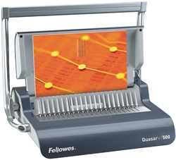 Fellowes manuele inbindmachine Quasar +500
