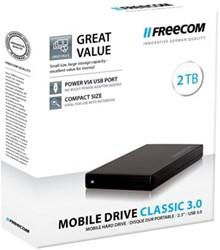 Freecom harde schijf Mobile Drive Classic, 2 TB