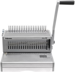 Fellowes manuele inbindmachine Orion 500, met ponshendel