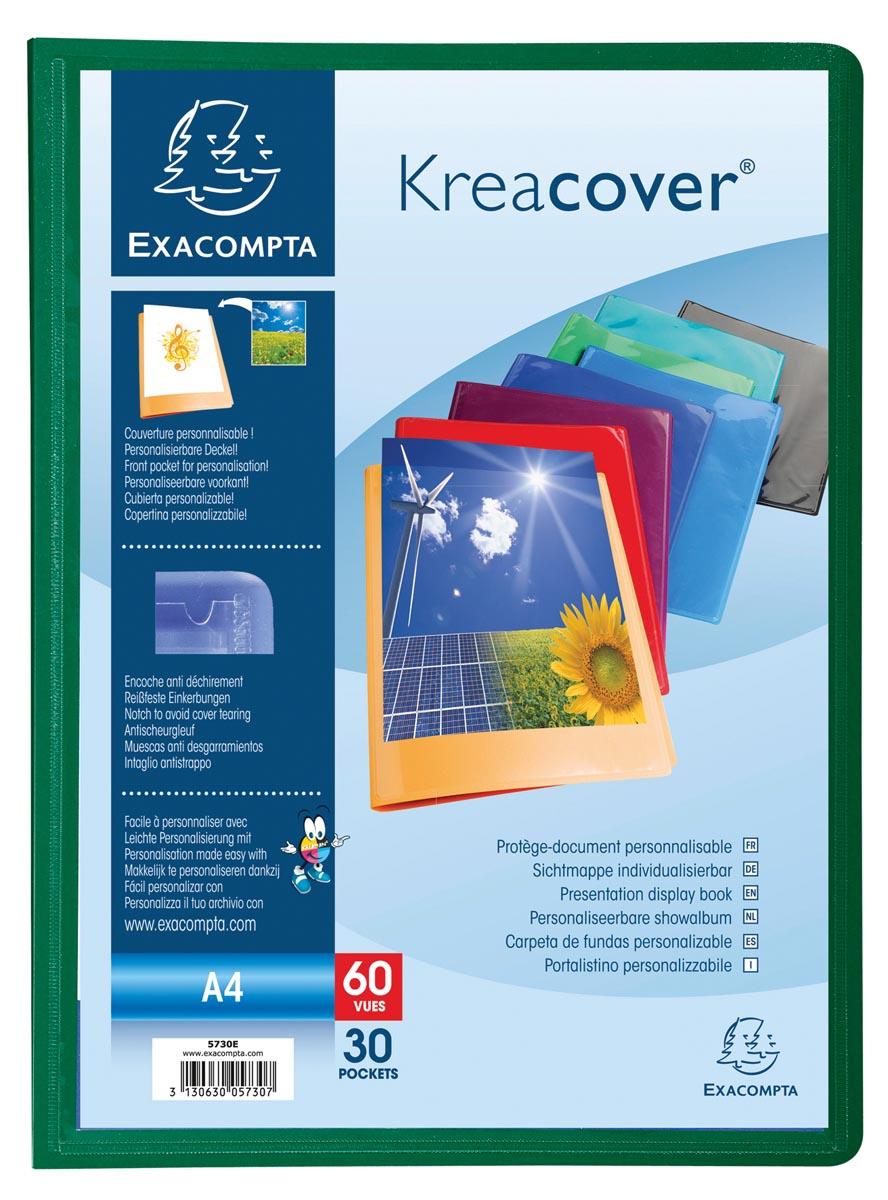 Exacompta showalbum Kreacover 30 tassen