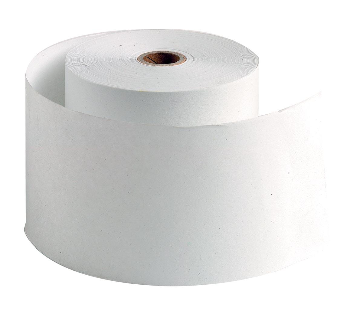 Rekenrol ft 57 mm, diameter +-30 mm, asgat 8 mm, lengte 8 meter