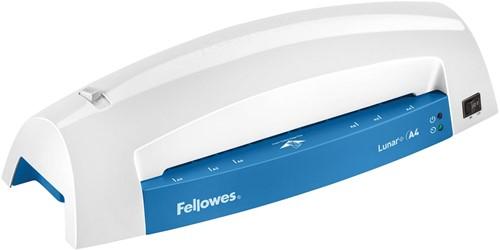 Fellowes lamineermachine Lunar+ voor ft A4, blauw