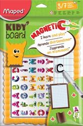 Maped Kidy'Board Magnetic, geassorteerde kleuren, op blister