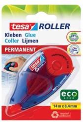 Tesa lijmroller Eco roller permanent