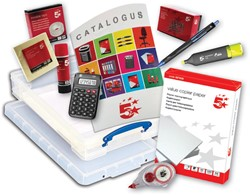 5 Star productbox Nederlandse versie
