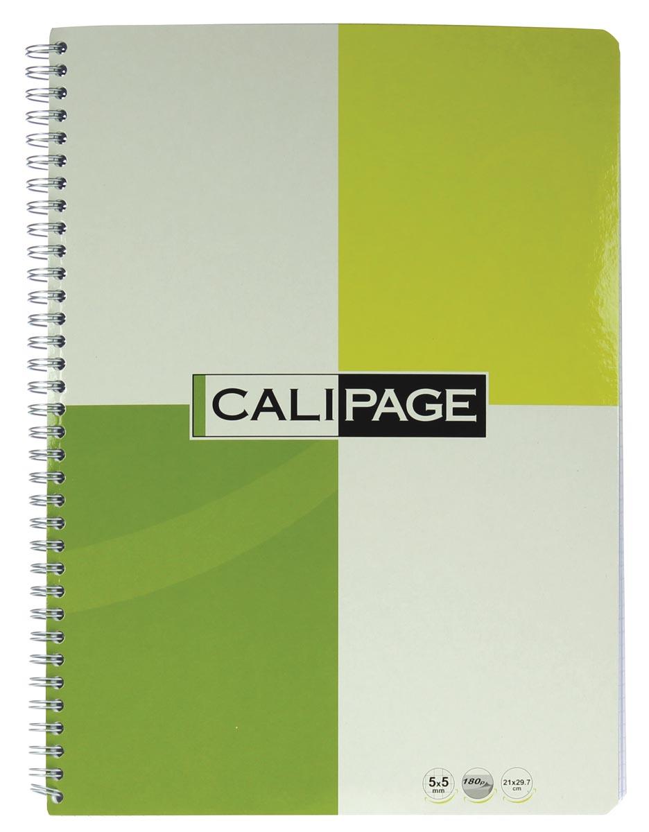 Calipage Spiraalschrift ft A4, 180 bladzijden