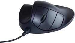 R-Go Hippus Handshoe ergonomische muis, links