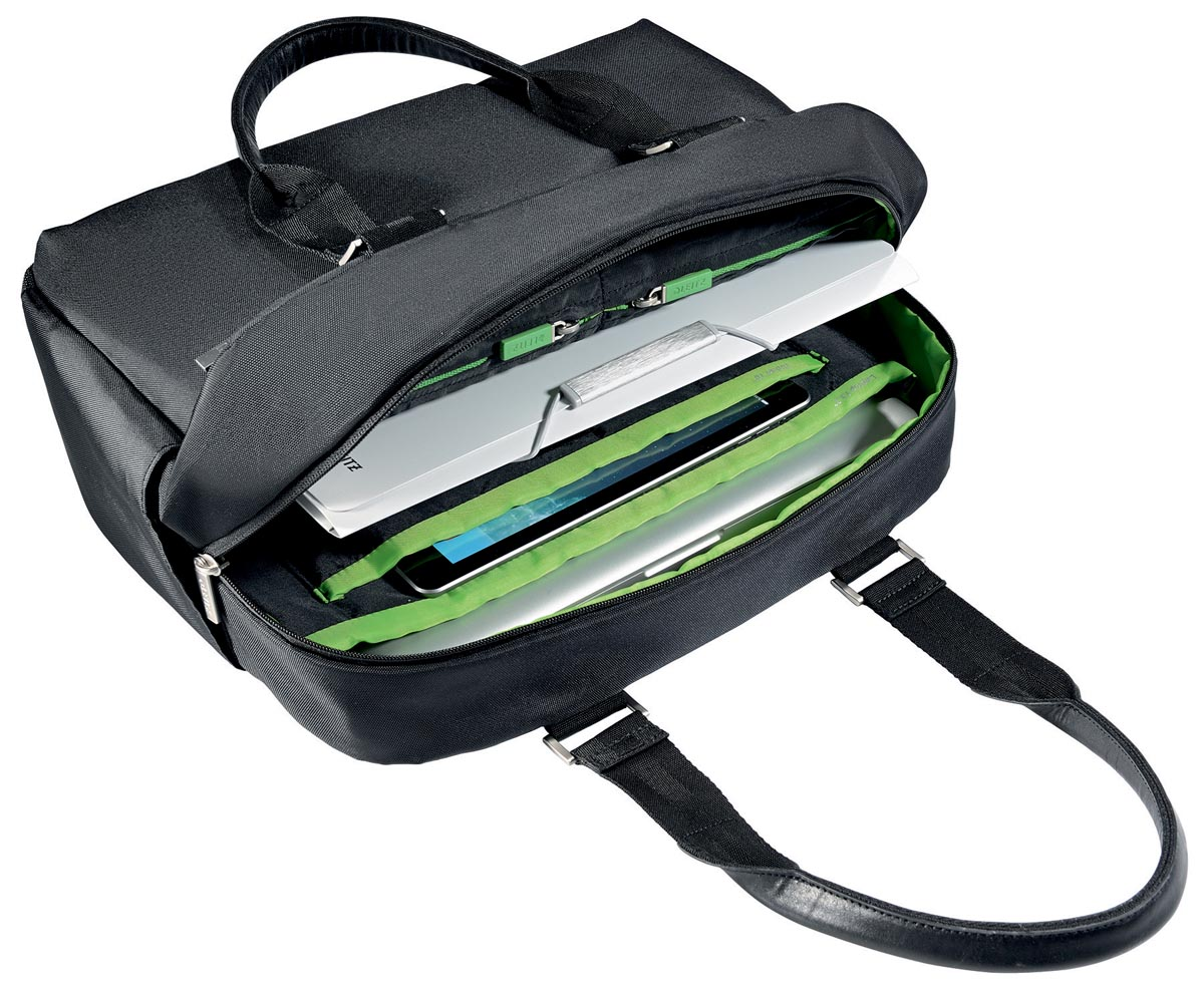 Laptoptas Leitz Smart traveller 13.3inch zwart