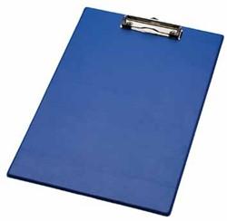 5 Star klemplaat blauw
