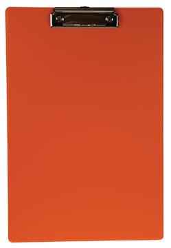 5 Star klemmap voor ft folio/A4, neonoranje