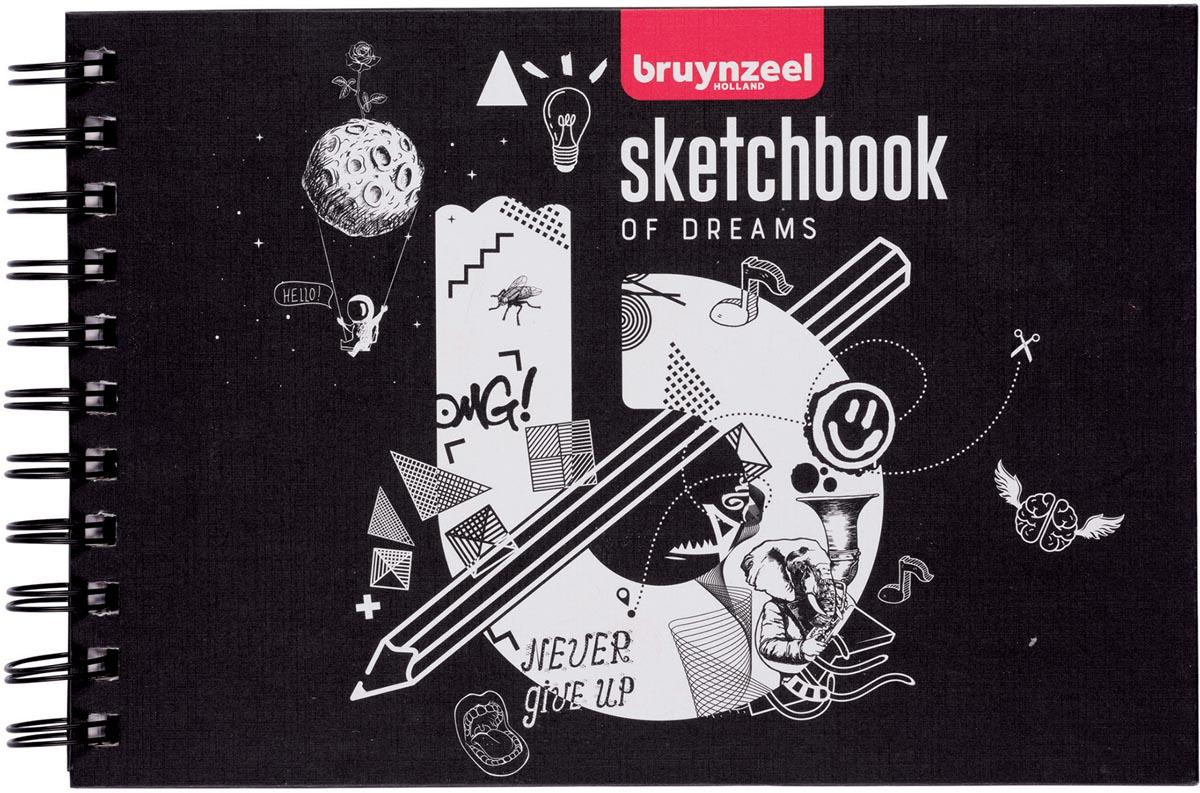 Bruynzeel schetsboek, ft A5