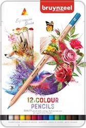 Bruynzeel kleurpotloden Expression, doos van 12 stuks
